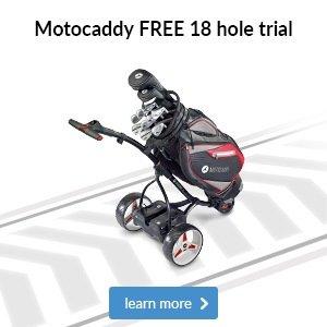 Motocaddy 18 hole trial - 2017